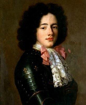 לואי, רוזן ורמנדואה. בנו הבלתי חוקי של לואי ה-14. מקור תמונה: ויקיפדיה.