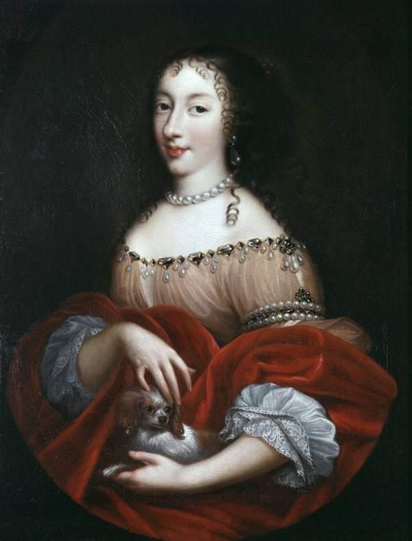 אנרייטה אן, אשתו הראשונה של פיליפ ה-1 דוכס אוליאן. מקור תמונה: ויקיפדיה.