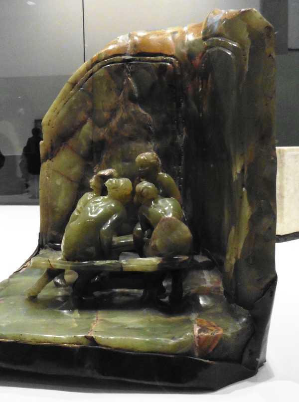המשוחחות Les Causeuses, 1897, מוזיאון רודן, פריז. מקור צילום: ויקיפדיה.
