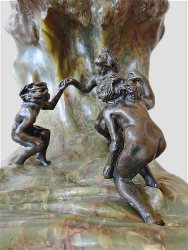 הגל La Vague , 1897-1903, מוזיאון רודן, פריז. מקור צילום: ויקיפדיה.