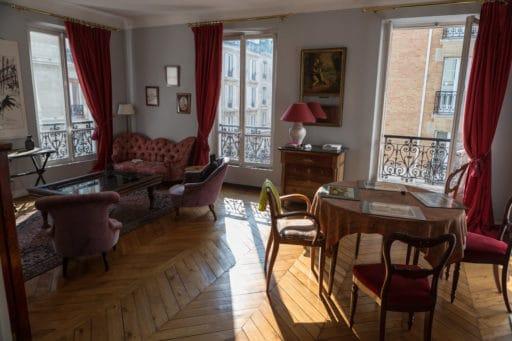 דירות בפריז
