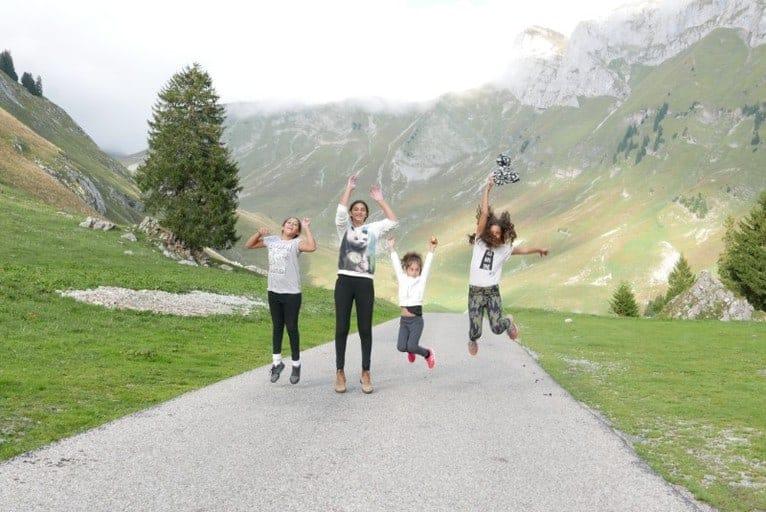 האלפים הצרפתיים - צילום יעל סולימאן