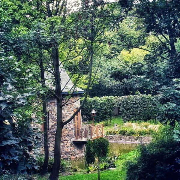 בית קטן בגרנזי. צילום: צבי חזנוב