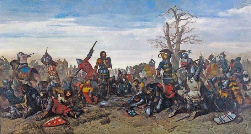 קרב ה-30. מקור תמונה: ויקיפדיה.