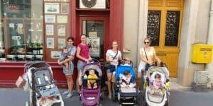 טיול בפריז עם ילדים קטנים. מיד יוצאים לדרך.