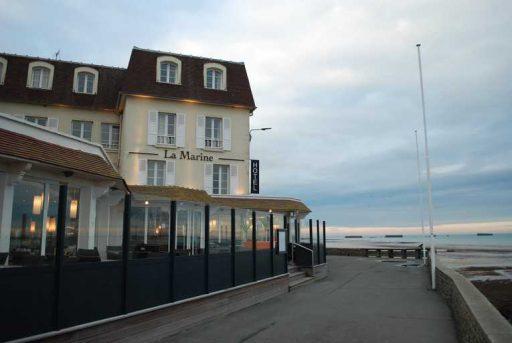 מלון LA MARINE.