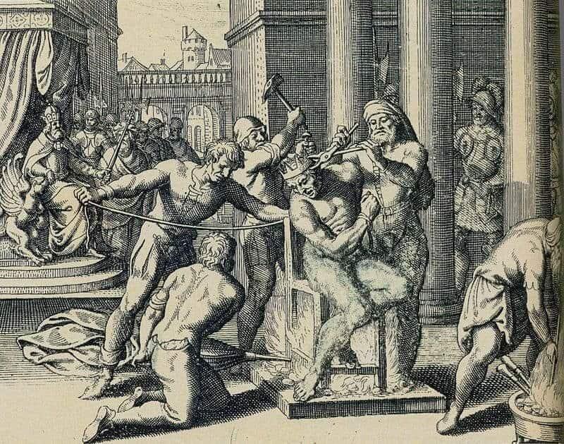 תמונה 5- פחד וחרדה אוחזים בארמון וורסאי. מתוך: Wikimedia Commons