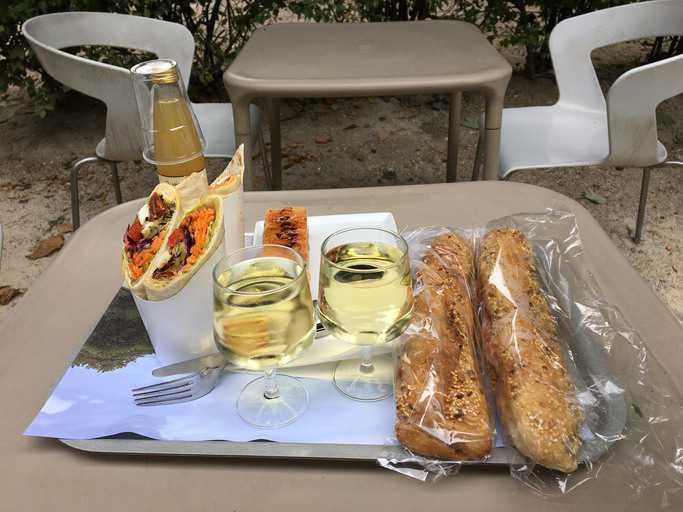 כמה קל להכין ארוחה קלה וטעימה בפריז