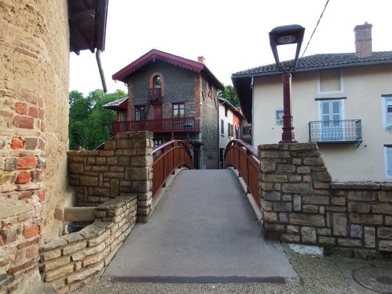 Chatillon-sur-Chalaronne. צילום: יוסי דרורי.