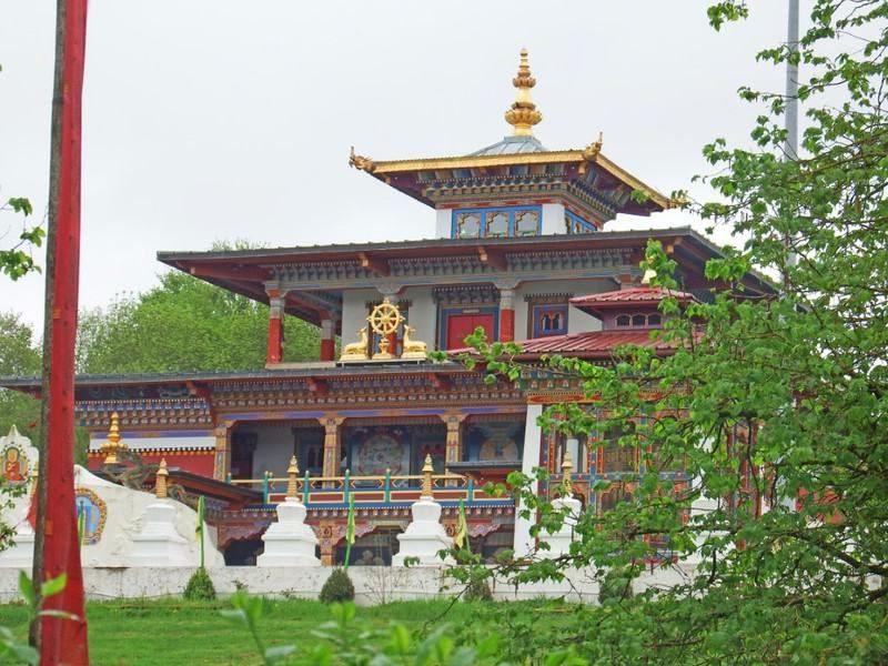 המנזר בלה בוליי. צילום יוסי דרורי