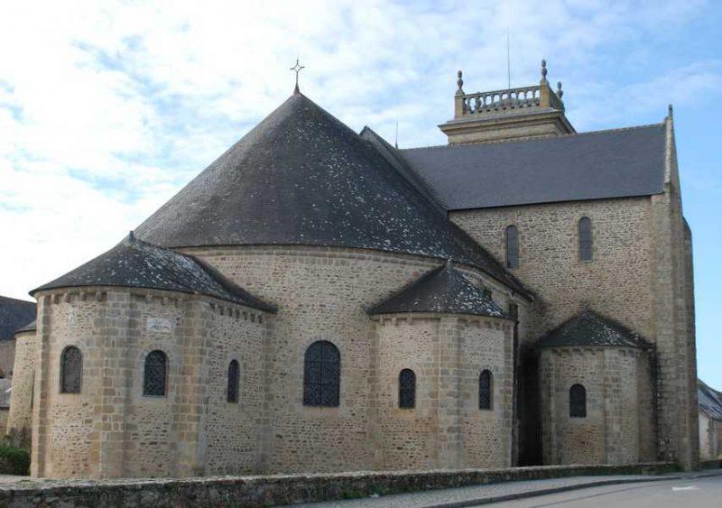 המנזר בו התגוררה אלואיז.