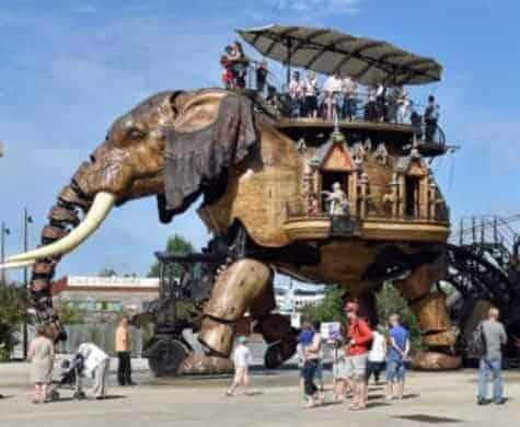 הפיל של נאנט
