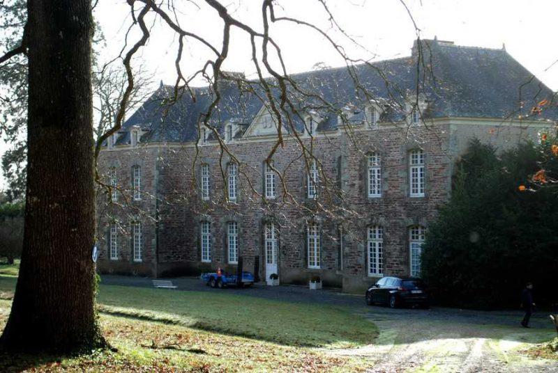 Chateau de Lehlec. צילום: דני אשכנזי