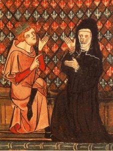 אבלר ואלואיז. מקור תמונה: ויקיפדיה.