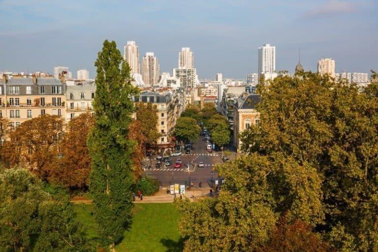 מלונות מומלצים ברובע ה-19 בפריז (בוט דה שומון ופארק לה וילט)