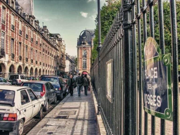 מלונות מומלצים ברובע ה-4 בפריז (רובע המארה הדרומי ואיל סן לואי)