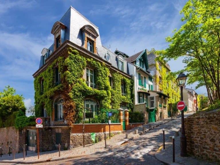 מלונות מומלצים ברובע ה-18 בפריז (מונמארטר)
