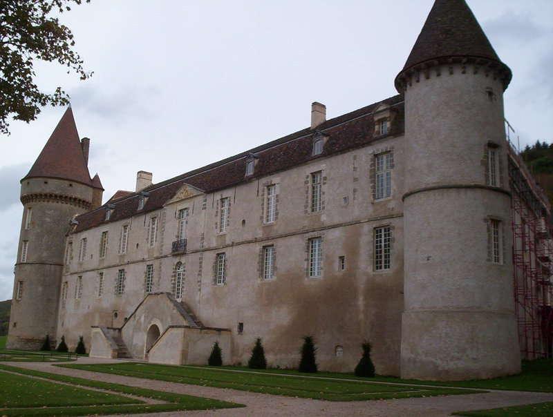 טירת Bazoches. מקור תמונה: ויקיפדיה.