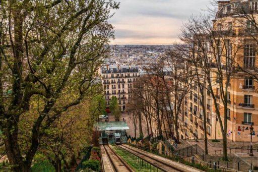 דירות מומלצות ברובע ה-18 בפריז (מונמארטר).