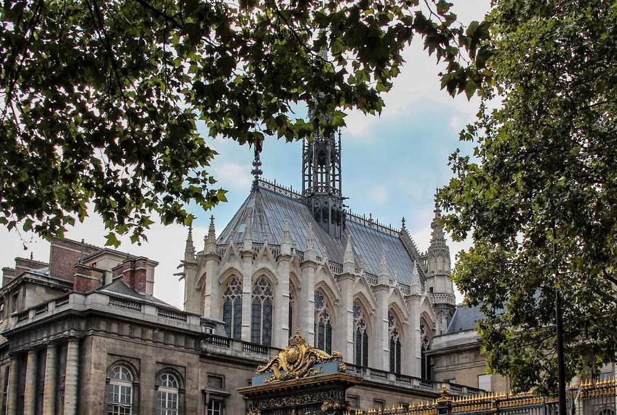 כנסיית סן שאפל. צילום: יואל תמנליס.
