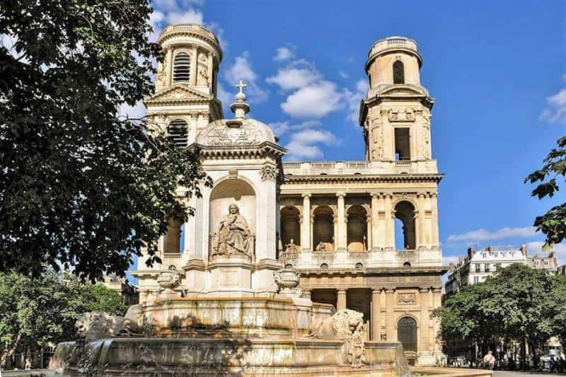 כנסיית סן סולפיס. צילום: יואל תמנליס