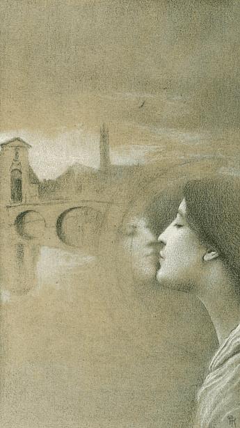 Mon cœur pleure d'autrefois, 1889