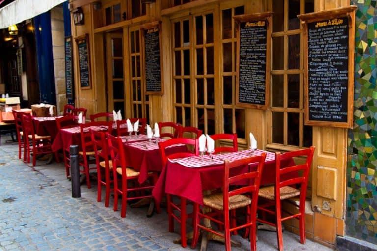 מסעדות מומלצות ברובע ה-8 של פריז (שאנז אליזה ושער הניצחון)