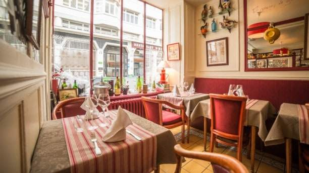 מסעדות מומלצות ברובע ה-2 של פריז. צילום THE FORK.