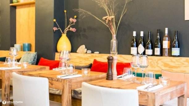 מסעדות מומלצות ברובע ה-18 של פריז. צילום THE FORK.