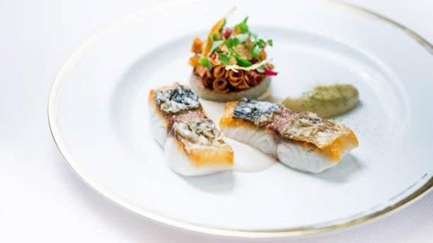 Restaurant le Meurice Alain Ducasse. צילום: THE FORK.