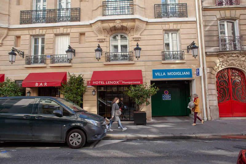 מלון לנוקס ווילה מודיליאני. צילם: לירן הוטמכר.