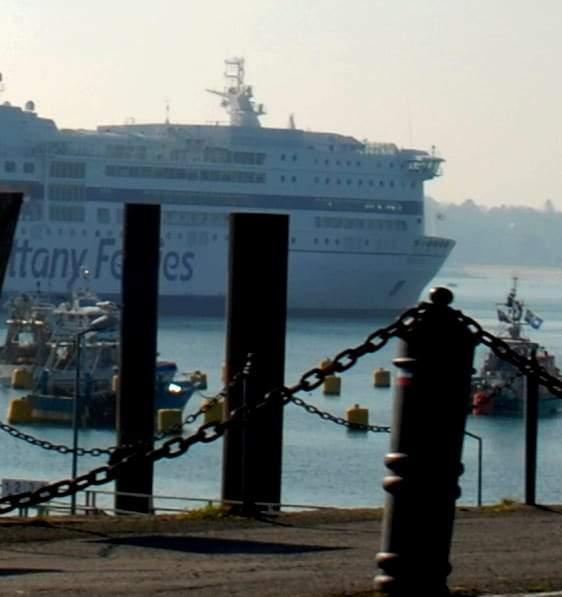 נמל המעבורות של סן מאלו