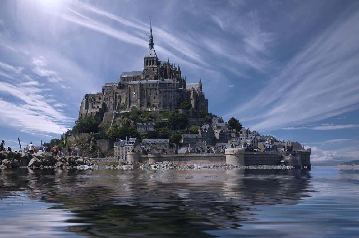מלונות מומלצים במון סן מישל (Mont Saint Michel)