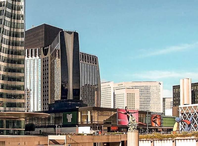 המרכז המסחרי. צילום: יואל תמנליס