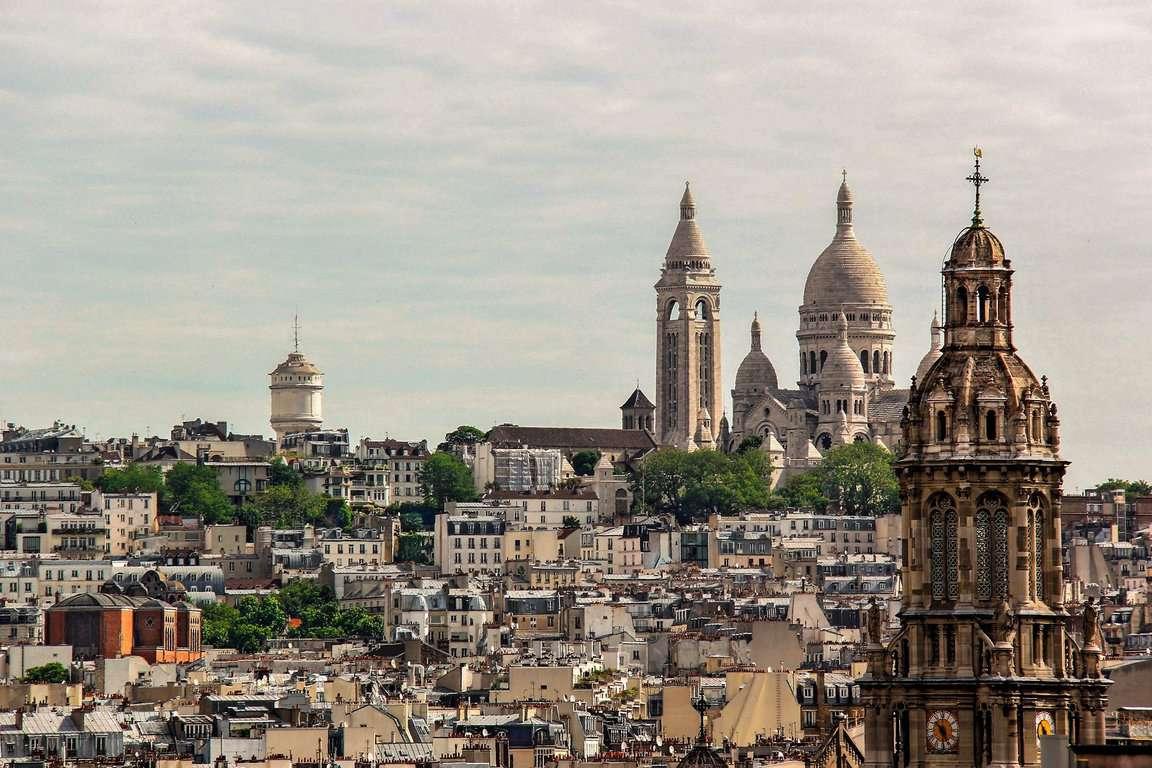קיץ בפריז. צילם: יואל תמנליס