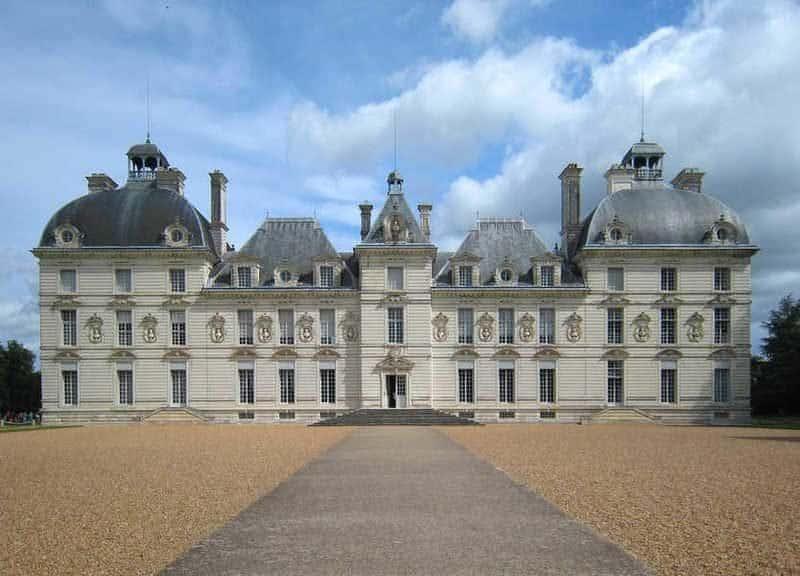 ארמון שברני (Cheverny). מקור צילום: ויקיפדיה.