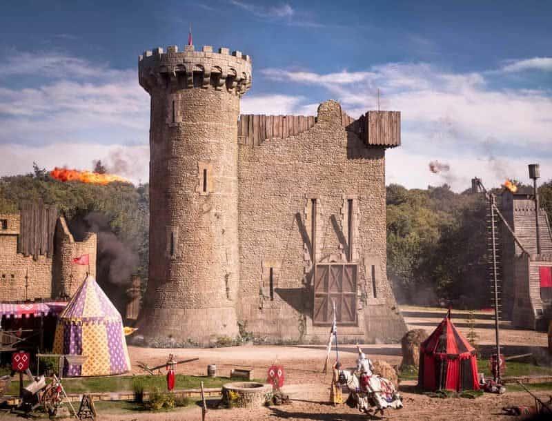 פוי דו פו (Puy De Fou). מקור צילום: ויקיפדיה.