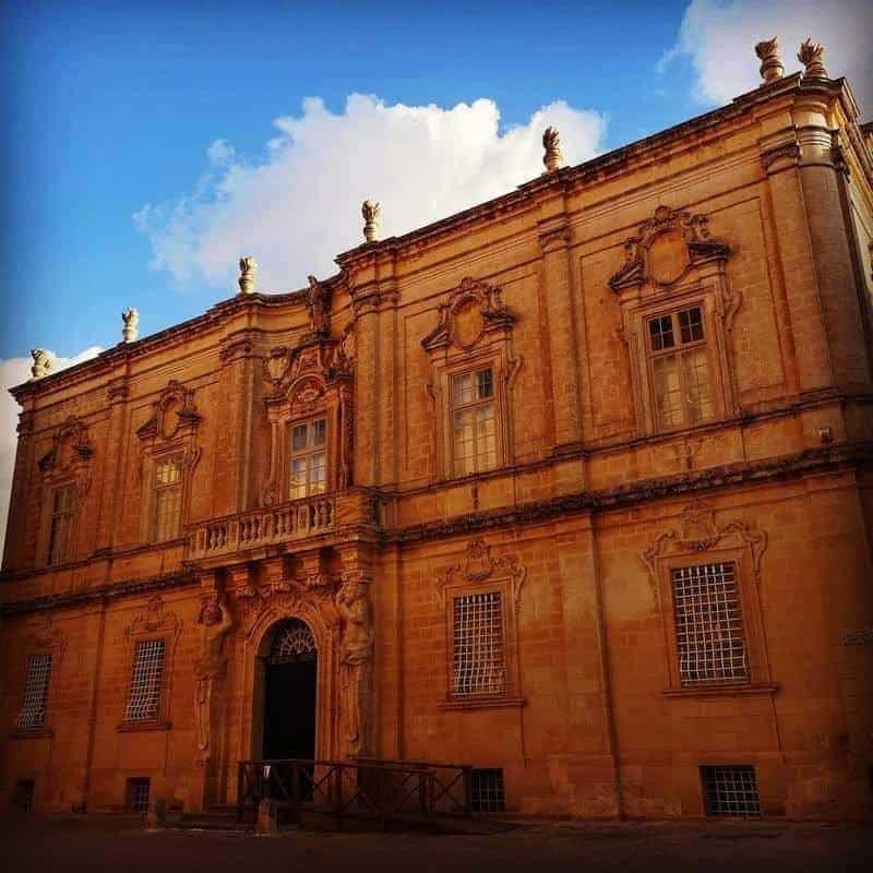 מוזיאון הקתדרלה של מלטה.