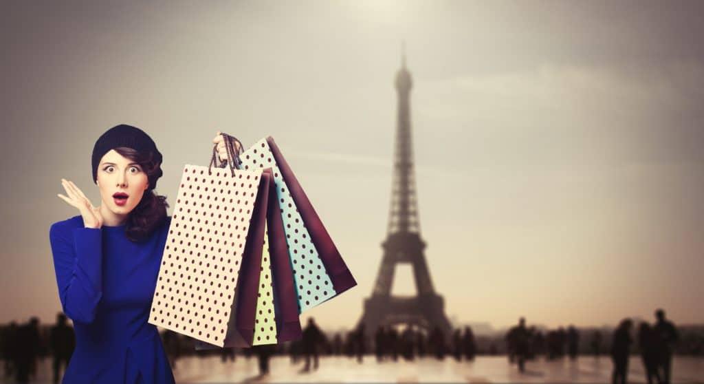 קניות בפריז - המדריך השלם מאת יואל תמנליס