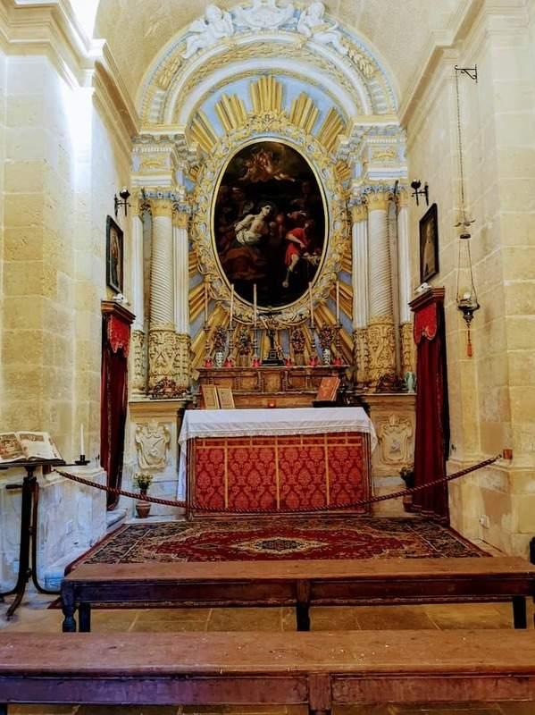 הקפלה של אגתה הקדושה