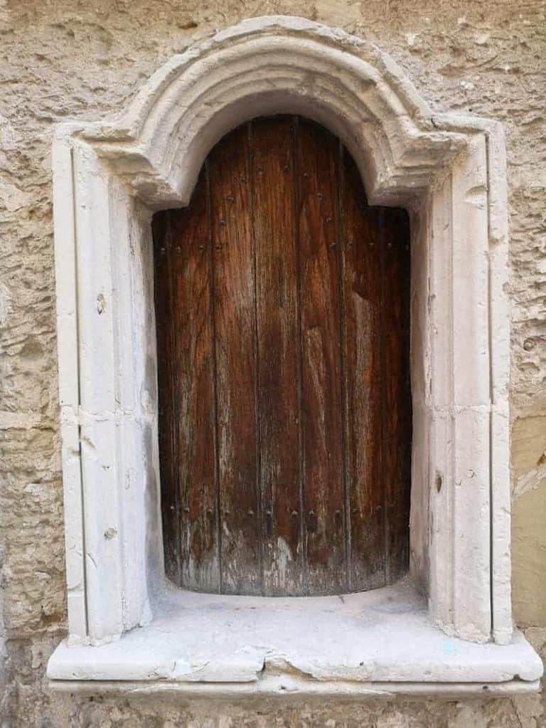החלון המיסתורי בעיר רבאט