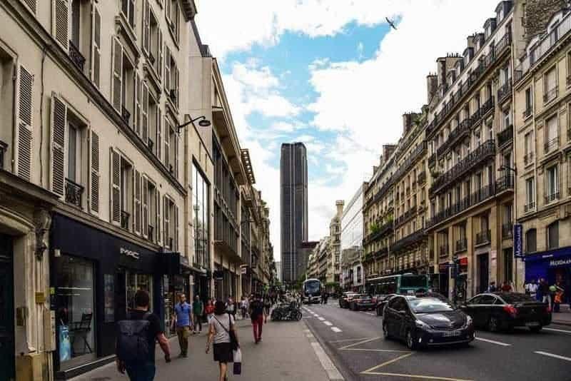רחוב דה רן. צילם: יואל תמנליס.