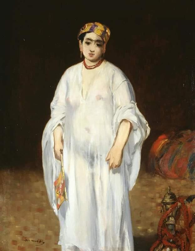 אדואר מאנה, השולטנית, 1871