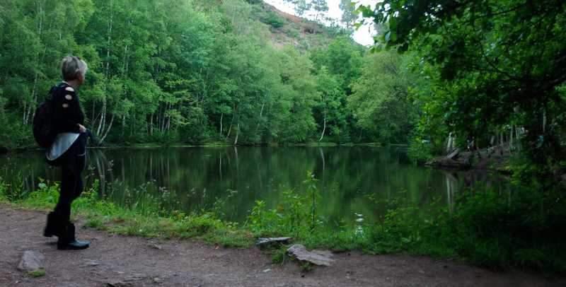 אגם הפיות.
