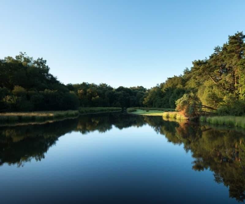 האגם של פמפון