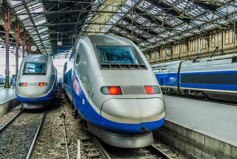 רכבות בצרפת – כיצד לטייל מהר ובנוחות ללא רכב