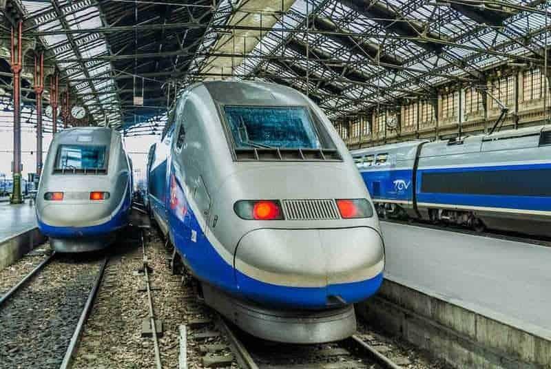 רכבות בצרפת