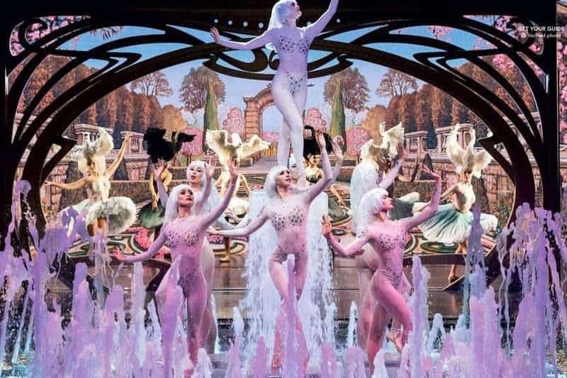 Paris Merveilles במועדון הלידו. מקור צילום: GET YOUR GUIDE