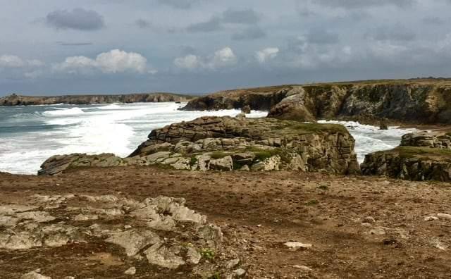 אחד מהחופים של קיברון