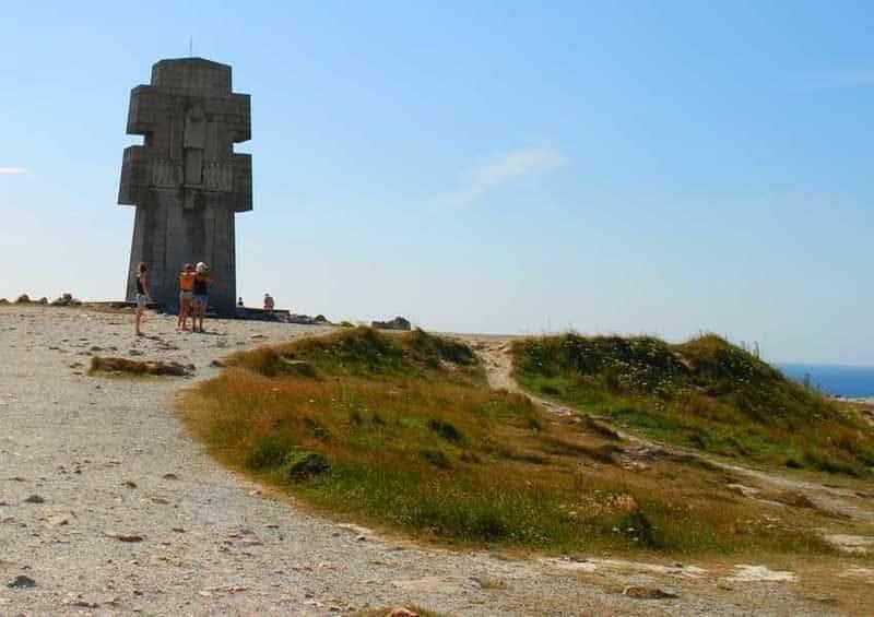 אנדרטת הלוחמים הברטוניים
